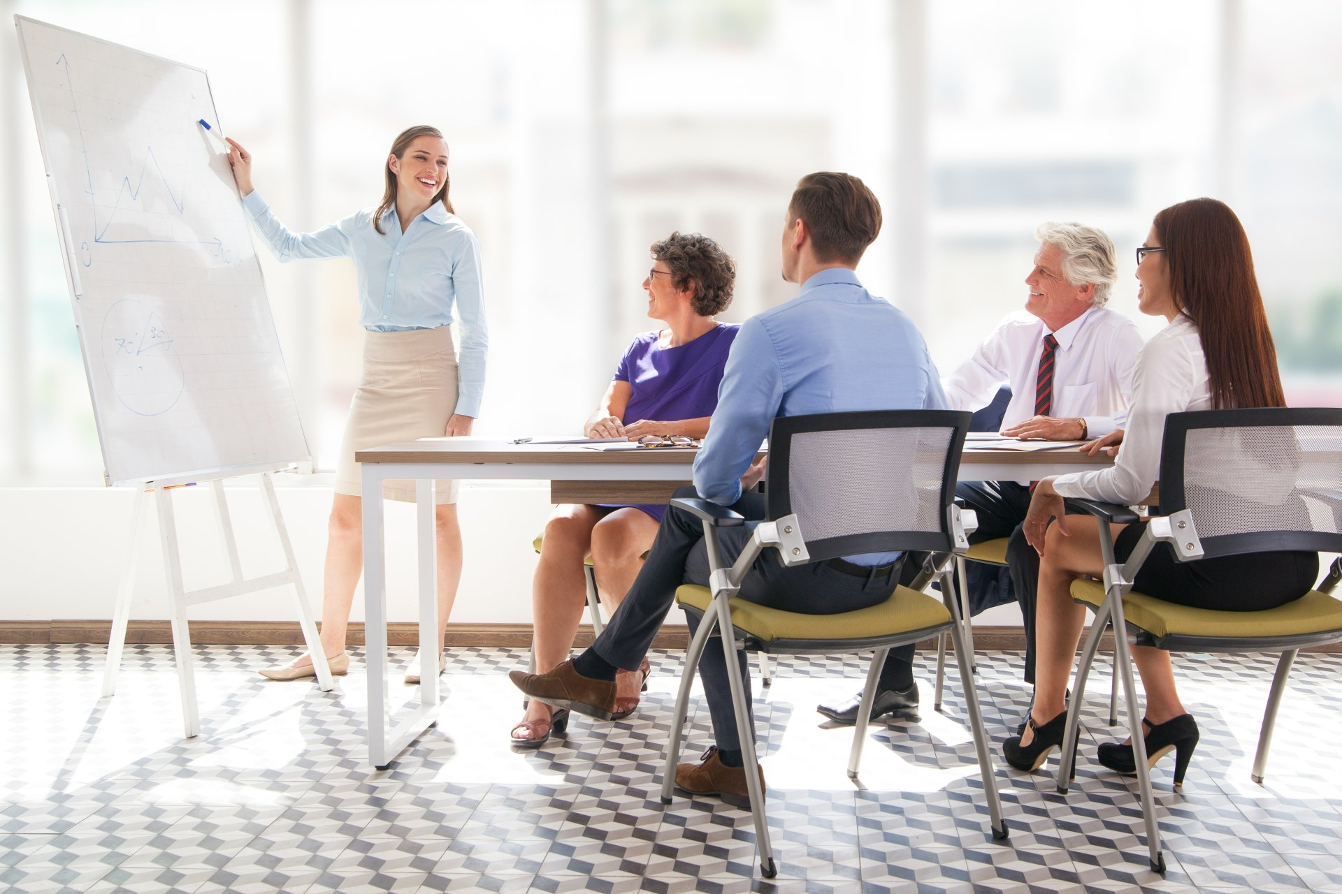 Career Management & Coaching group session